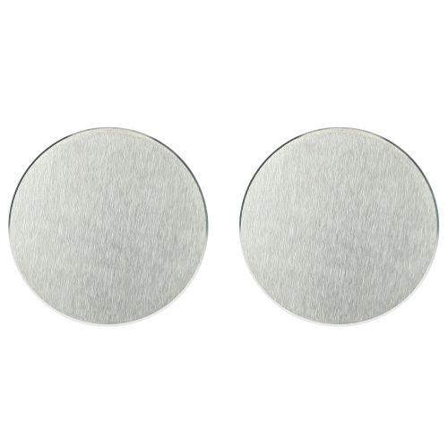 Paire de bouchons finition inox pour DIVA V/VI - LA CROISEE DS - DS6958-P pas cher Secondaire 3 L