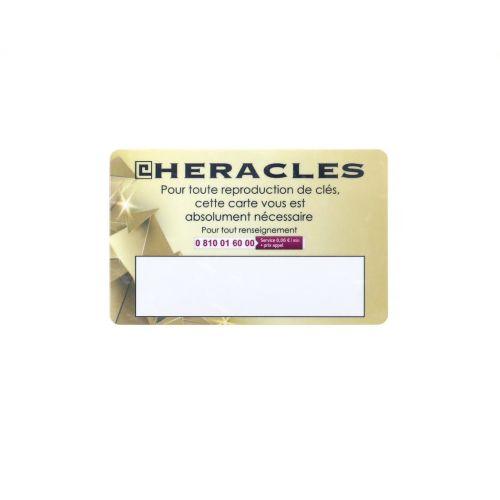Contacteur et batteuse à clé HERACLES photo du produit Secondaire 6 L