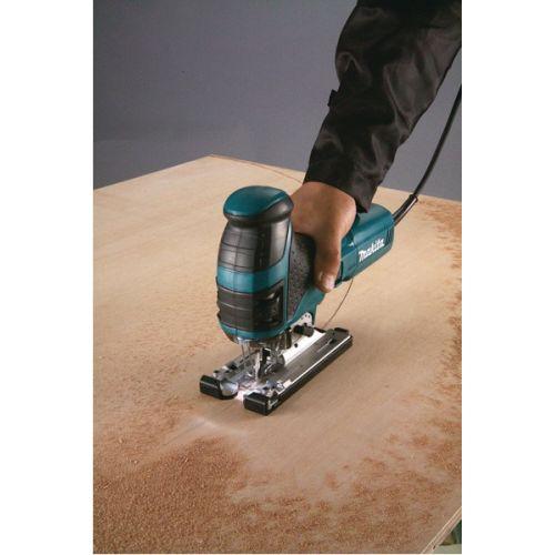 Scie sauteuse poignee champignon 720W en coffret MAKPAC - MAKITA - 4351FCTJ pas cher Secondaire 5 L
