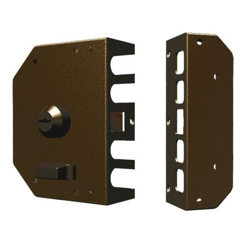 Mecanisme 3 points CR a pompe droite marron A2P1* - PICARD - T040069110 pas cher