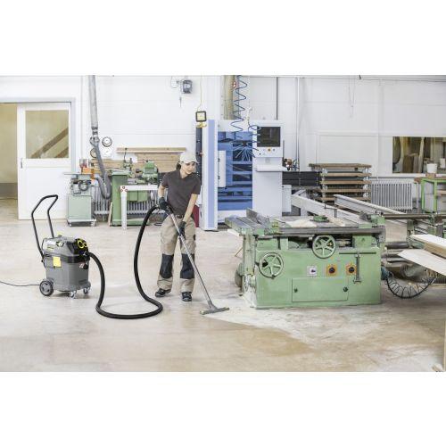 Aspirateur eau et poussières Kärcher NT 40/1 Tact TE M Wood 1380 W photo du produit Secondaire 2 L