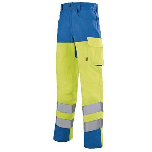 Pantalon de travail fluorescent Lafont Vision 2 Iris photo du produit