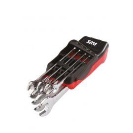 Râtelier de 8 clés mixtes Sam outillage 50N photo du produit