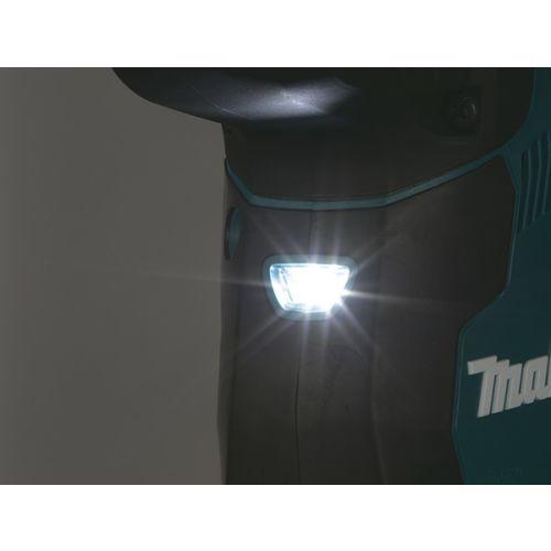 Perforateur SDS-Plus sans-fil 40 V 28 mm (machine seule) en coffret Makpac - MAKITA - HR002GZ02 pas cher Secondaire 5 L