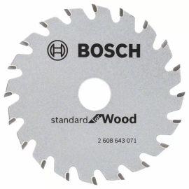 Lames de scie circulaire Bosch Optiline Wood en SK5 pas cher Principale M