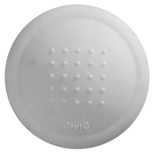 Butoir de béquille adhésif blanc ELIOR photo du produit
