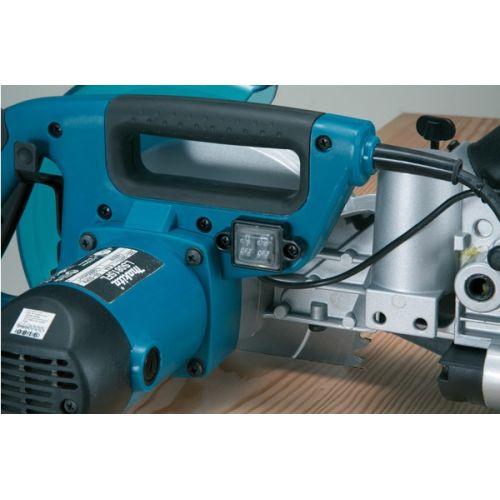 Scie radiale 216 mm 1400W en boite carton - MAKITA - LS0815FLN pas cher Secondaire 2 L