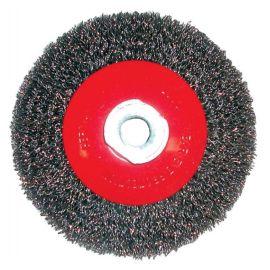 Brosse conique à fils ondulés en acier Dronco KBW pas cher Principale M