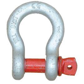 Manille lyre de levage Chaubeyre acier galavanisé photo du produit
