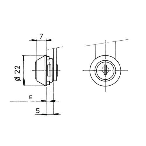 Batteuse type 4900-02 1/2 tour - RONIS - 16006 pas cher Secondaire 4 L