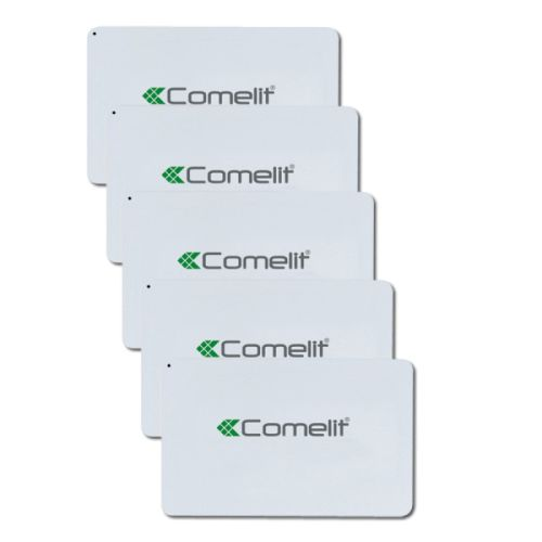 Lot de 5 cartes de configuration pour centrale ACM/R photo du produit