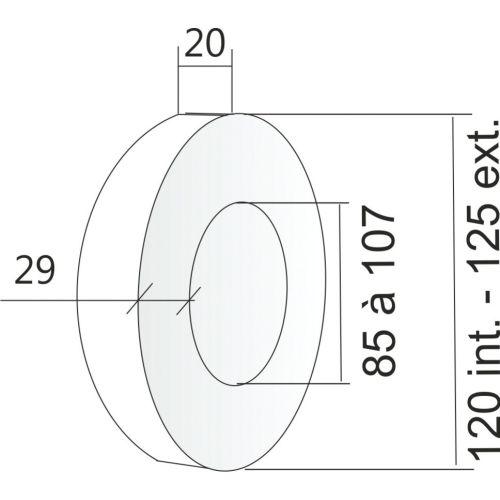 Manchettes souples REGIPLAST photo du produit Secondaire 4 L