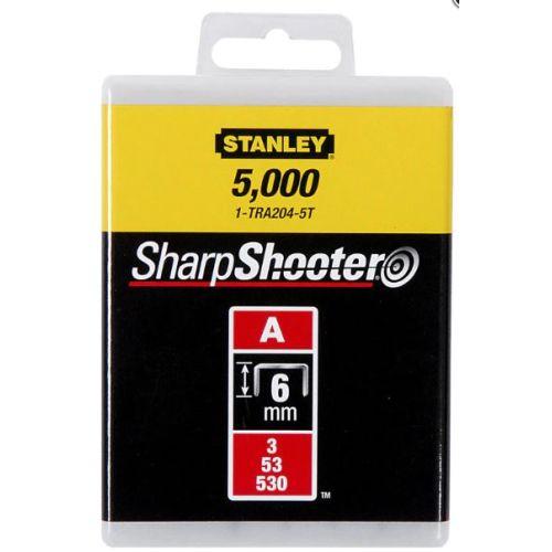 1000 agrafes 10,0 mm type A - STANLEY - 1-TRA206T pas cher Secondaire 1 L