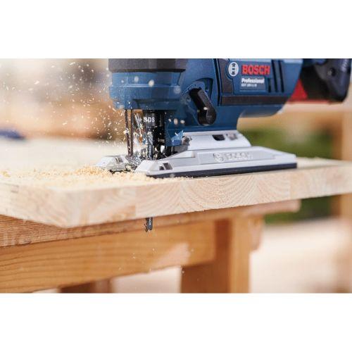 5 lames pour scie sauteuse ''Speed for Wood'' (T144D) - BOSCH - 2608630040 pas cher Secondaire 3 L