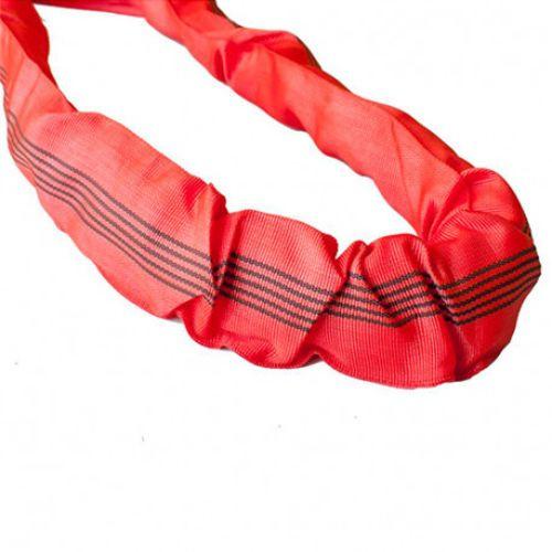Elingue ronde sans fin 5T 6,0 m - rouge - MURTRA - ZC5000-6 pas cher Secondaire 1 L