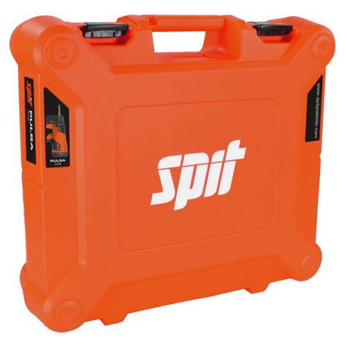 Cloueur à gaz sans-fil Spit Pulsa 40E + batterie 2.5 Ah + chargeur photo du produit Secondaire 4 L