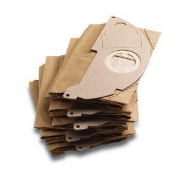 Sachet filtre papier Kärcher WD 2 & WD 2 & A 20XX (5 PCS) photo du produit