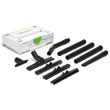 Kit de nettoyage Festool D 27/36 K-RS-Plus + coffret Systainer 3 photo du produit