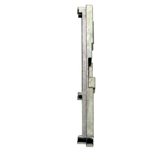 Gâches centrale pour crémone de portes d'entrée série gauche - FERCO - G-16664-00-L-1 pas cher Secondaire 1 L