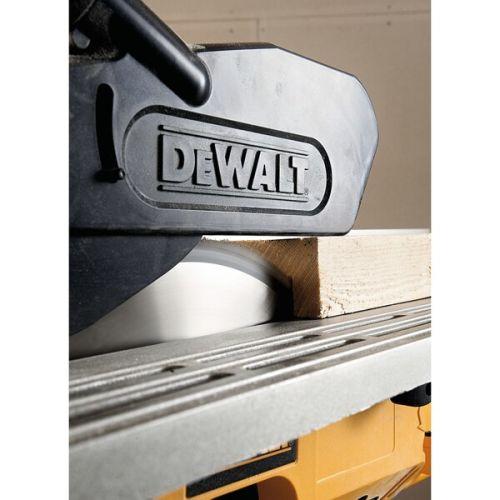 Scie à onglets sur table supérieure 1600W 305 mm en boite carton - DEWALT - D27113 pas cher Secondaire 10 L
