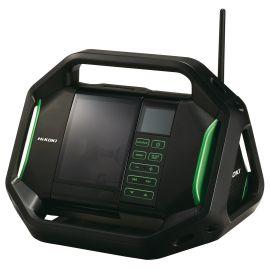 Radio de chantier double alimentation Hikoki UR18DSALW4Z 14,4 / 18 V nue pas cher
