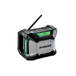 Radio de chantier double alimentation Metabo R 12-18 BT 12 - 18 V nue pas cher