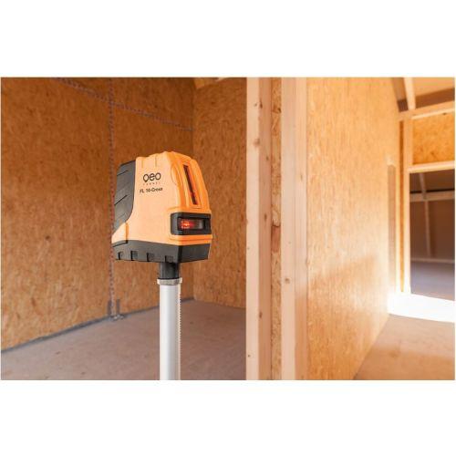 Laser lignes Geo Fennel FL10 CROSS set + trépied photo du produit Secondaire 3 L