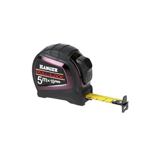 Mètre ruban 10 m x 25 mm 'Pull Lock' - HANGER - 100043 pas cher Secondaire 2 L