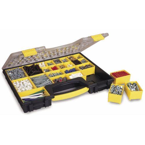 Boîte à outils à 25 compartiments Pro - STANLEY - 1-92-748 pas cher Secondaire 1 L