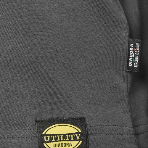 Tee-shirt ATONY II gris acier taille M - DIADORA - 702.160306.M pas cher Secondaire 2 L
