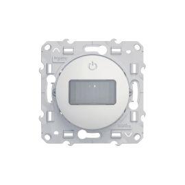 Thermostats fonctions économie d'énergie blancs photo du produit