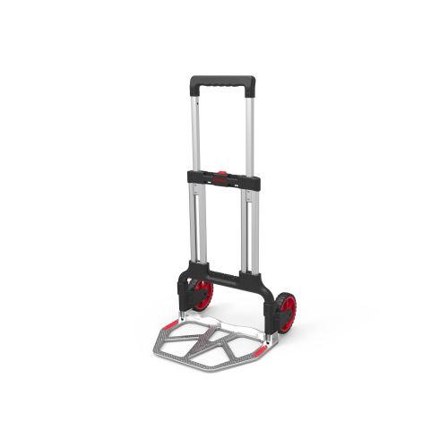 Diable aluminium repliable 125 kgs Hanger - 100301 photo du produit