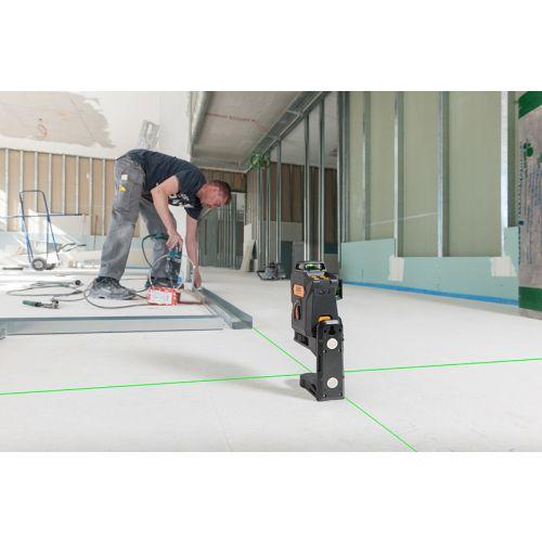 Laser multi plans GEO6X SP GREEN kit vert en coffret standard - GEO FENNEL - 534500 pas cher Secondaire 2 L