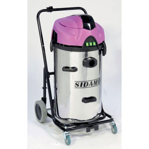 Aspirateur eau et poussières cuve inox Sidamo Jet 100 i photo du produit Secondaire 1 L