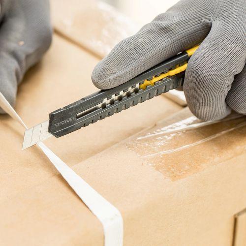 Cutter à lame sécable 18 mm - STANLEY - 0-10-151 pas cher Secondaire 7 L