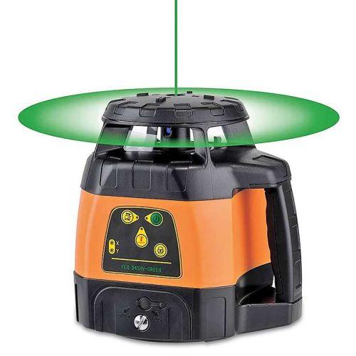 Laser vert rotatif automatique Geo Fennel HZ/VT Flg 245HV-Green photo du produit