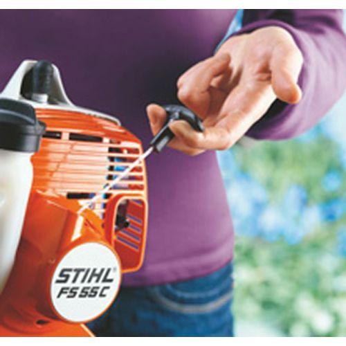 Souffleur à main thermique avec Ergostart (E) SH 86 C-E - STIHL - 4241-011-0933 pas cher Secondaire 7 L