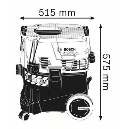 Aspirateur pour solides et liquides Bosch GAS 35 M AFC Professional photo du produit Secondaire 3 L