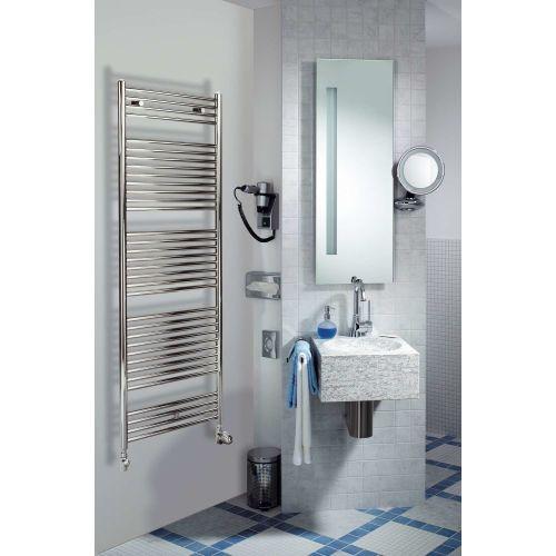 Radiateur sèche-serviettes Acova Atoll Spa chromé photo du produit Secondaire 2 L