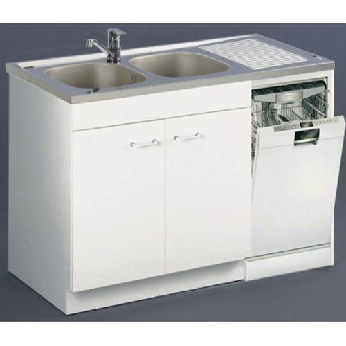 Meuble sous évier lave-vaisselle Aquarine photo du produit