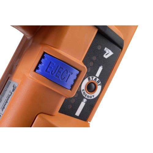 Cloueur à gaz IM90CI Lithium - SPIT - 010390 pas cher Secondaire 6 L