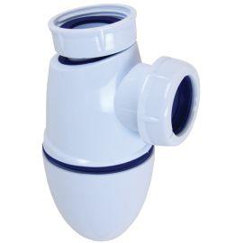 Siphon lavabo à joint intégré photo du produit