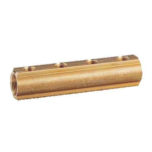 Collecteur R551 6 Départs 1'1/4-1/2 - GIACOMINI - R551Y086 pas cher