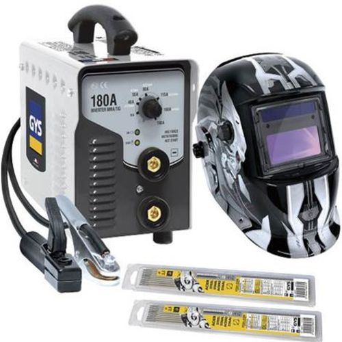 Pack soudure PROGYS 180A - GYS - 013742 pas cher