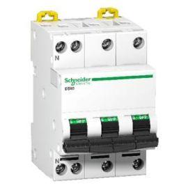 Disjoncteurs ACTI9 DT40 courbés C photo du produit