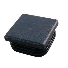 Embout carré entrant en polyéthylène noir photo du produit
