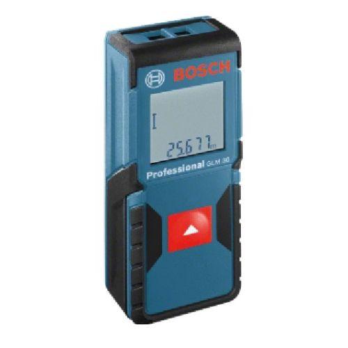 Télémètre GLM 30 Professional en boite carton - BOSCH - 0601072500 pas cher