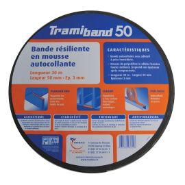 Bande mousse acoustique TRAMIBAND SP photo du produit Principale M
