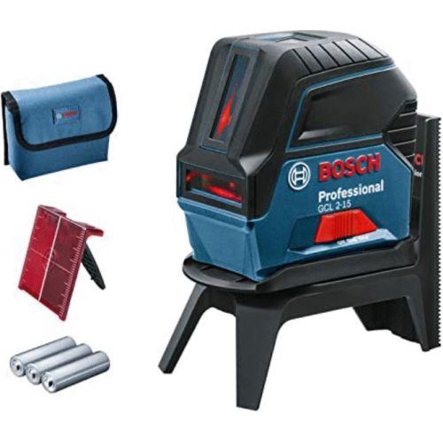 Laser points et lignes Bosch GCL 2-15 Professional photo du produit
