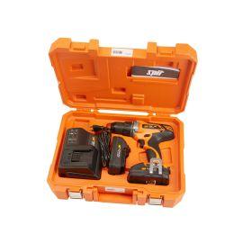 Perceuse visseuse sans-fil Spit BS18 18 V + 2 batteries 2 Ah Lithium + chargeur pas cher